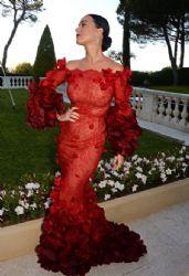 Katy Perry at amfAR's 23rd Cinema Against AIDS Gala at Hotel du Cap-Eden-Roc