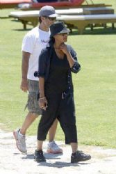 Janet Jackson enjoying some quality time with her boyfriend, Wissam Al Mana, on a yacht in Sardinia, Italy