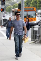Lorenzo Lamas out and about in Los Angeles