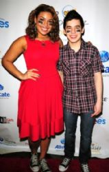 Jordin Sparks and David Archuleta