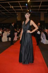 Paola Krum: Martin Fierro Awards 2012