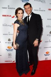 Jacqueline Bracamontes and Martín Fuentes: Global Gift Gala Mexico City