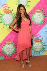 Karla Díaz-Leal: Kids' Choice Awards México 2013
