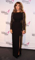 Jaclyn Smith Susan G Koman Race for the Cure Gala at the Kennedy Center for Performing Arts in Washington, DC