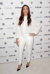 Natalie Martinez attends the InStyle Summer Soiree