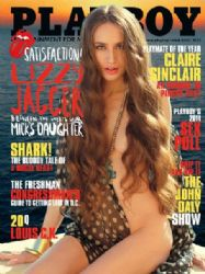 Lizzy Jagger Playboy June 2011