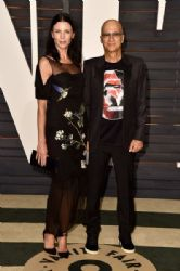 Liberty Ross and Jimmy Iovine: Elton John AIDS Foundation Oscars 2015 Viewing Party