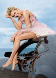 Maggie Grace:  The Vanities June 2010