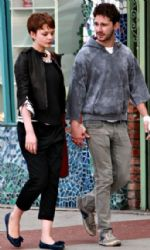 Shia LaBeouf and Carey Mulligan