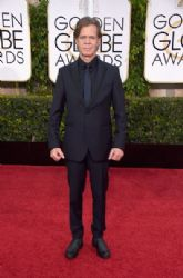 William H. Macy: 72nd Annual Golden Globe Awards 2015- Arrivals