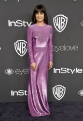 Lea Michele: Warner Bros. Pictures and InStyle Host 18th Annual Post-Golden Globes Party - Arrivals