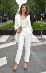 Kasia Smutniak wears Giorgio Armani - Giorgio Armani 40th Anniversary Celebration