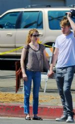 Chord Overstreet & Emma Roberts: In Los Angeles