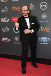 Santiago Segura: TNTLA Platino Awards 2015 - Red Carpet