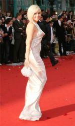Elena Korikova at Muz-TV Music Awards 2008