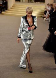 Rita Ora - Chanel fall 2015 couture front row