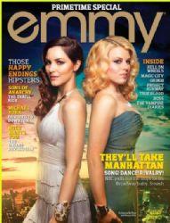 Katharine McPhee & Megan Hilty Cover Emmy