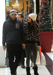 Ivi Adamou and Michalis Kouinelis: out and about