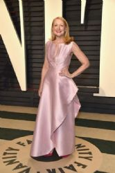 Patricia Clarkson: 2017 Vanity Fair Oscar Party Hosted By Graydon Carter - Arrivals