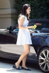 Lana Del Rey: House Hunting with her Man in L.A