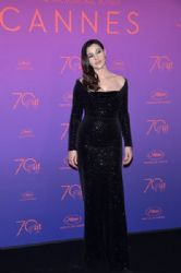 Monica Bellucci  : Opening Gala Dinner Arrivals - The 70th Annual Cannes Film Festival