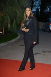 Leona Lewis: Arrivals at the World Music Awards