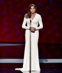Caitlyn Jenner wears Versace - 2015 Espys Awards