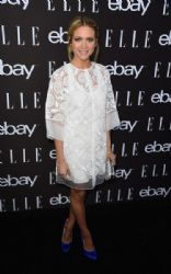 Brittany Snow arrives at the 6th Annual ELLE Women In Music Celebration
