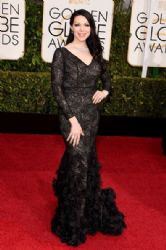 Laura Prepon: 72nd Annual Golden Globe Awards 2015- Arrivals