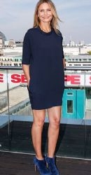 Cameron Diaz wears Stella McCartney - 'Sex Tape' Berlin Photocall