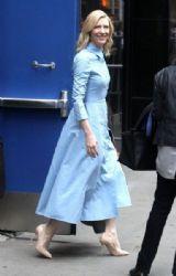 Cate Blanchett  : on 'Good Morning America'