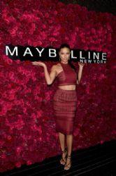 Adriana Lima: Maybelline New York Celebrates New York Fashion Week