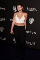 Lorde: InStyle And Warner Bros. Golden Globes 2015 Party