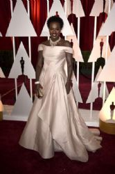 Viola Davis: 87th Annual Academy Awards 2015