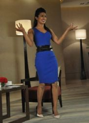 Priyanka Chopra wears Alexander McQueen - NDTV Prime Launch