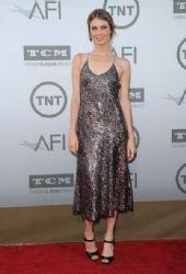 Angela Lindvall - 2014 AFI Life Achievement Awards