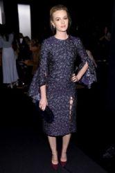 Leighton Meester :  Prabal Gurung - February 2017 - New York Fashion Week