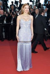 Jessica Chastain in Givenchy dress