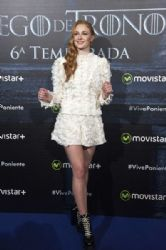 Sophie Turner: 'Game of Thrones' Fans Event in Madrid