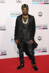 will.i.am: 40th American Music Awards