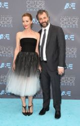 Leslie Mann and Judd Apatow: The 21st Annual Critics' Choice Awards