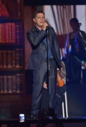 Alejandro Sanz: 2015 Billboard Latin Music Awards- Show