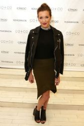 Katie Cassidy: RonRobinson x CO+CO By Coco Rocha Launch Party