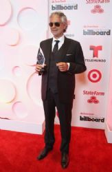 Andrea Bocelli: Billboard Latin Music Awards 2014