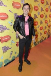 Benjamín Rojas: Kids' Choice Awards Argentina 2015