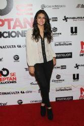 Renata Notni: movie premiere