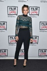"Kristen Stewart at the ""Clouds of Sils Maria"" Screening in Los Angeles"