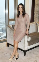 Bérénice Marlohe: showed up at the grand opening of the Escada flagship store in Berlin