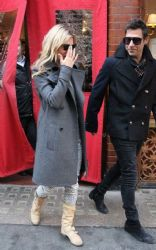 Kate Moss & Jamie Hince: Lunch Date Lovers