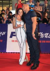 'Fast & Furious 6' Premieres in South Korea